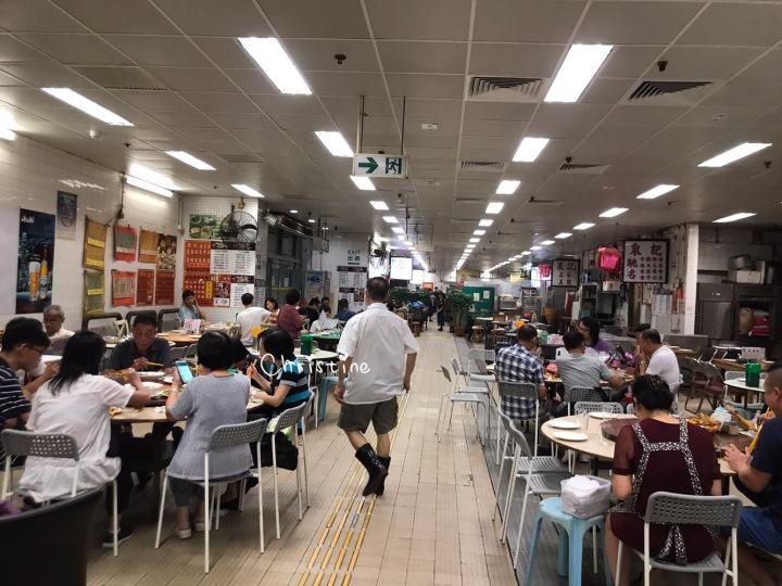 【香港】店小二 (東寶)大排檔初體驗