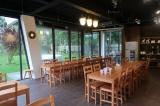 前一天拍到餐廳沒人的時候