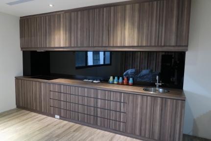 簡易廚房區
