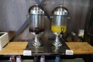 冰紅茶、果汁