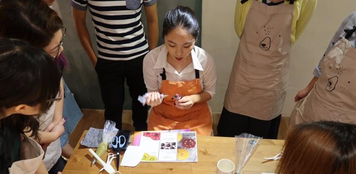 【專訪001】〈Hananeco。花貓蛋糕實驗室〉創辦人Vicky