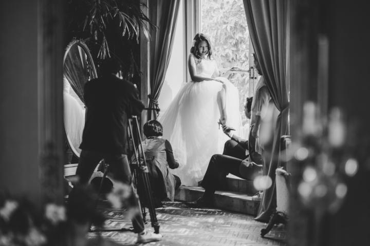 【Studio Wonkyu】夢想中的韓國婚紗-④Masterpiece 攝影工作室