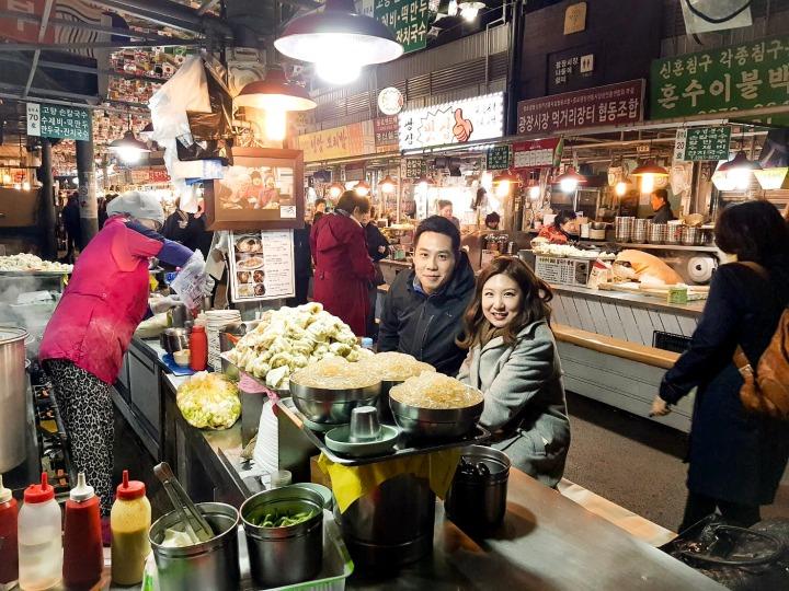 【韓國】廣藏市場(Kwangjang Market)