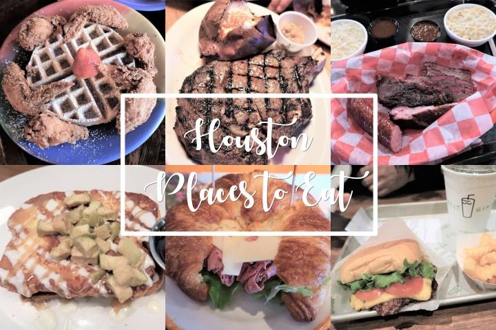 【Houston 休士頓】美食|炸雞鬆餅、德州牛排、德州BBQ好吃推薦