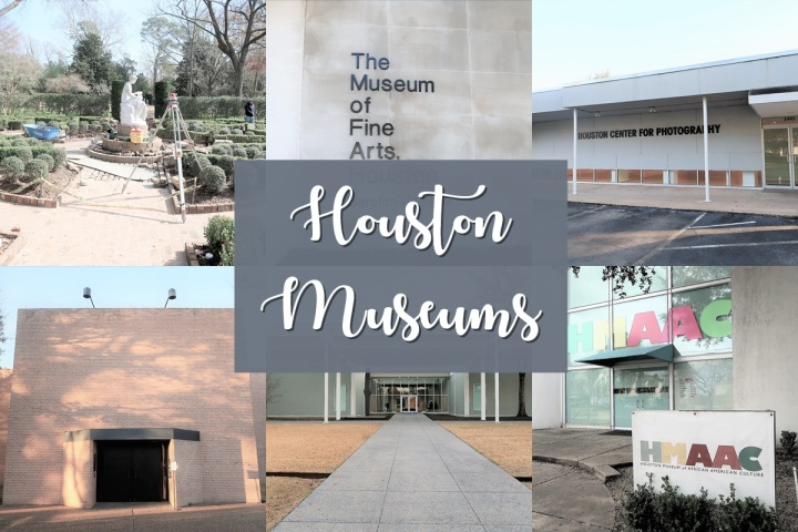 【Houston 休士頓】藝文博物館|河口灣花園 ⦁ 休士頓美術館 ⦁ 休士頓攝影中心 ⦁ 羅斯科小教堂 ⦁ 曼尼爾私人收藏博物館 ⦁非裔美國人文化博物館