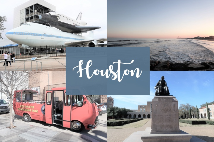【Houston 休士頓】景點推薦|NASA太空中心、Galveston、市區觀光巴士、萊斯大學