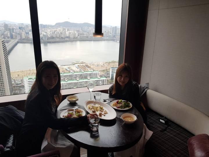 【韓國】Conrad Hotel 早午餐、江南新沙洞逛街