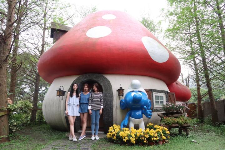 【花蓮】蘑菇屋-彷彿置身童話世界的幸福民宿