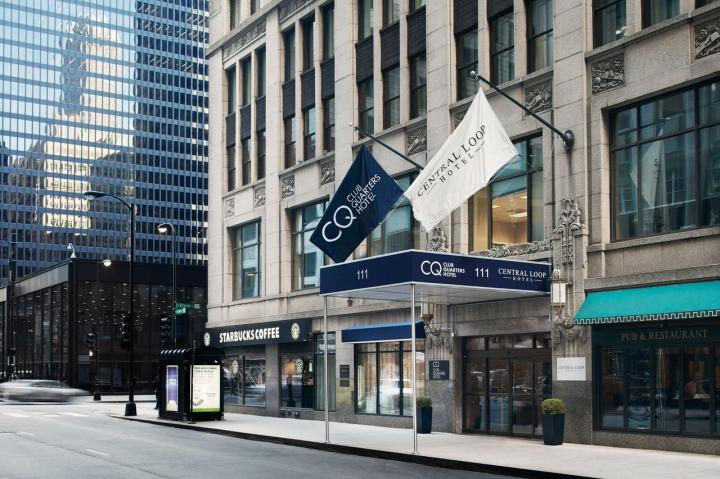 【Chicago 芝加哥】快閃三天兩夜-Central LoopHotel