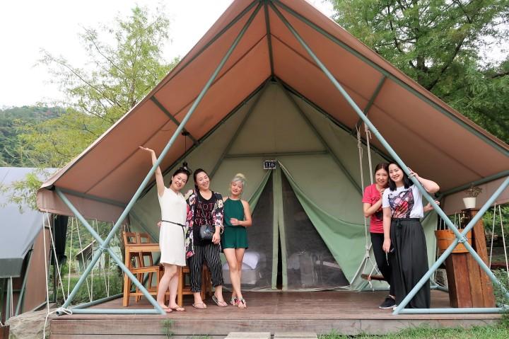 【宜蘭】那一村|露營正夯,由 glamping 入門的十大優點