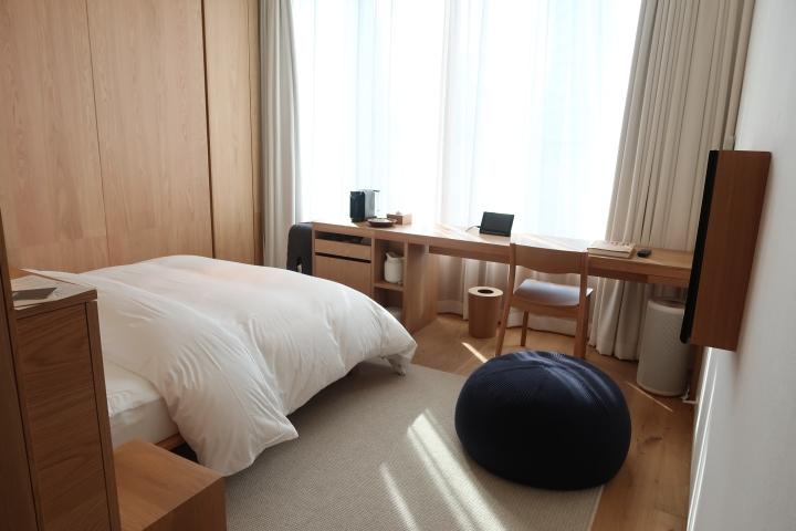 【東京】朝聖日本首間 MUJI HOTEL無印良品飯店
