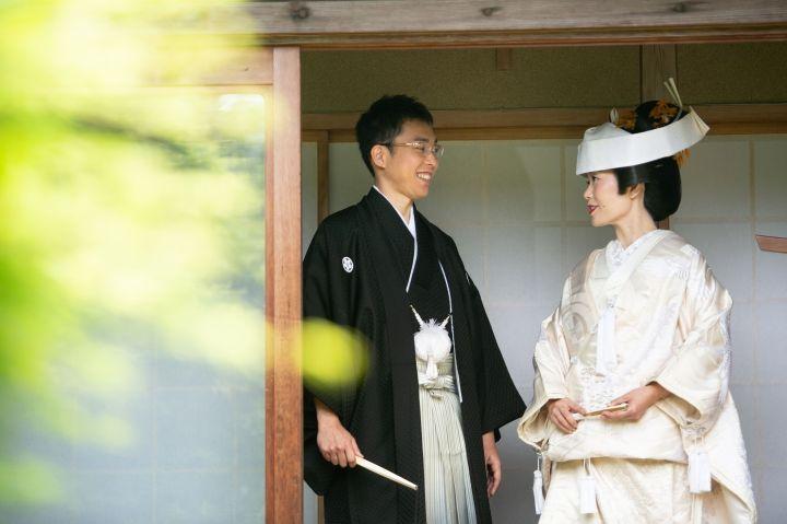 【大分】以白無垢驚豔全場的傳統日式婚禮
