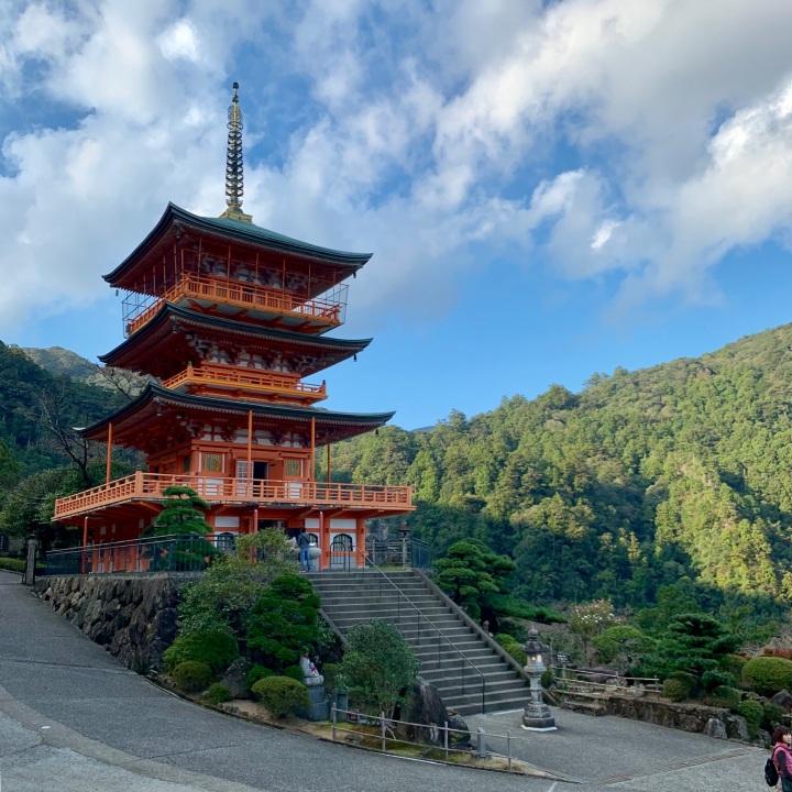 【伊勢半島】健走五日遊-和歌山城、世界文化遺產熊野古道、那智大社、伊勢神宮、鳥羽水族館