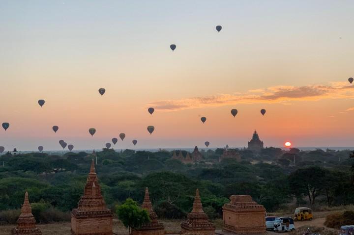 【緬甸】宛如平價版歐洲,緬甸風土人文之旅